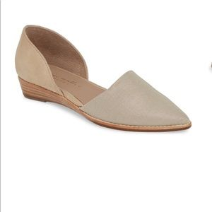 BETTYE MULLER Cage d'Orsay Wedge Flats (9)